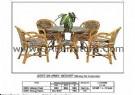 0252 QA 0963 RESORT Dining Set Collection