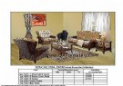 0752 QA 1043 AMIFI Living Room Set Collection