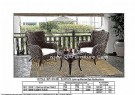 0752 QA 1048 LOTUS Living Room Set Collection