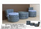 0752 QA 1373 BACCANO Living Room Set