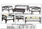 0761 QA 1249 VISTA Living Room Set Collection