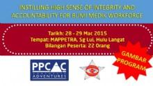 BUMI MEDIK ARTIFICIAL LIMBS SDN BHD (28 – 29 Mac 2015)