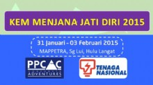 TNB - KEM MENJANA JATI DIRI 2015 (31 Jan - 3 Feb 2015)