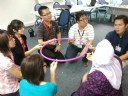 Activities during our Training
