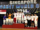 2014 Singapore Cadet World Cup