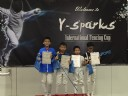 2015 Y-Sparks International Fencing Cup