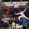 2015 Federal Territory Closed Fencing Championship