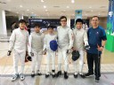 2016 - 6th MMU Fencing Championship