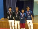 2015 Singapore Minime Fencing Championships