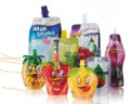 Nozzle Pouch For Juice Packaging